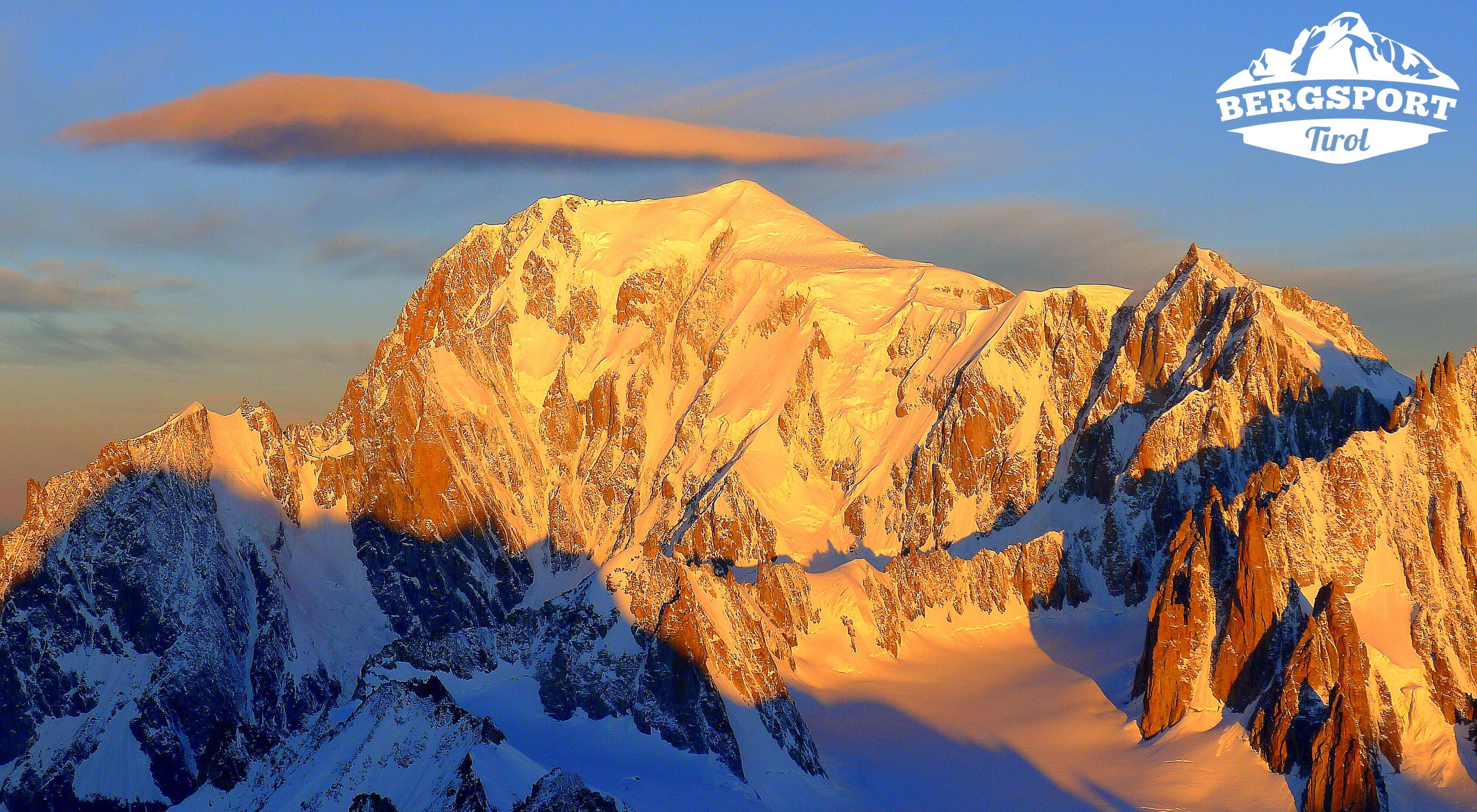 Mt Blanc mit Logo