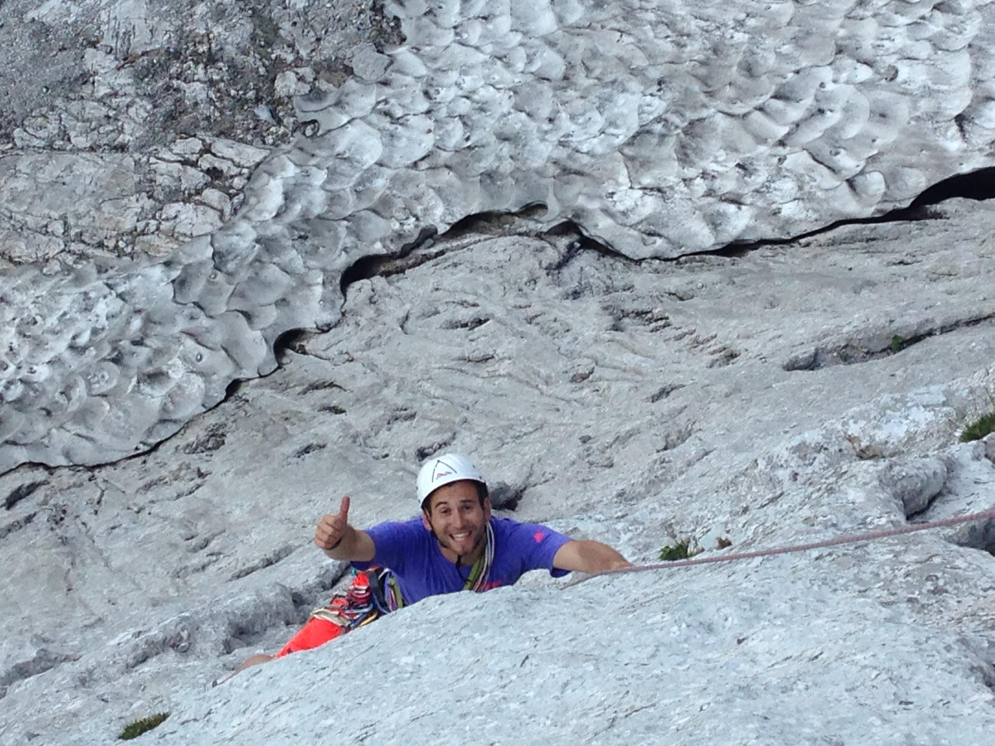 Klettern Wilder Kaiser - Alpinschule Bergsport Tirol